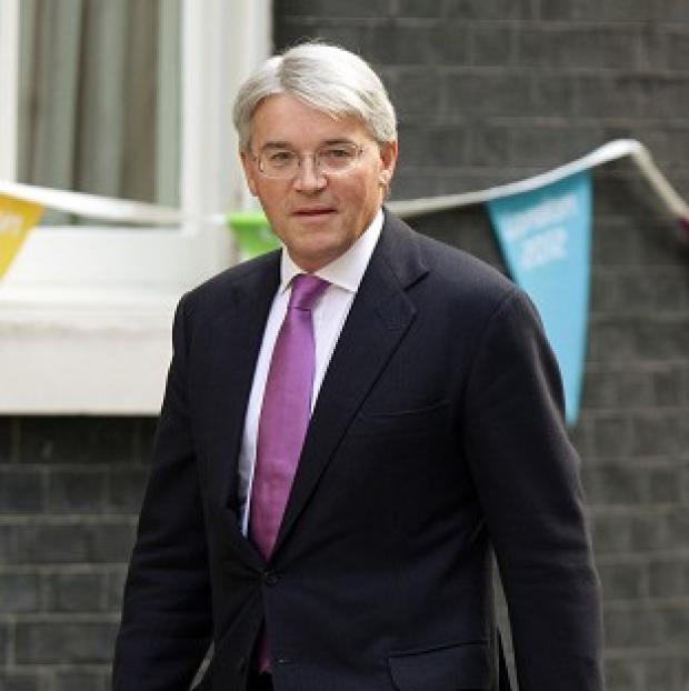 Andrew Mitchell met the Prime Minister in Downing Street on Monday