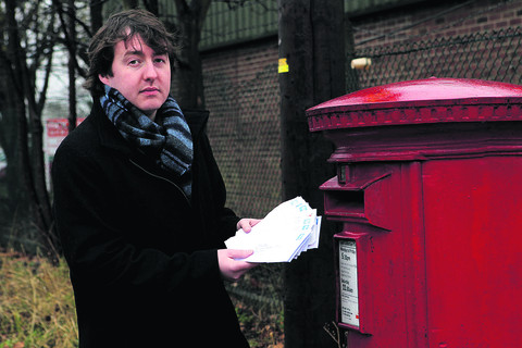 Oxfordshire post is second class, Oxford Mail survey finds