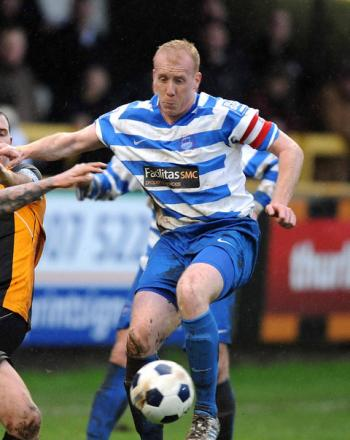 Andy Ballard could return to Oxford City's starting line-up tonight