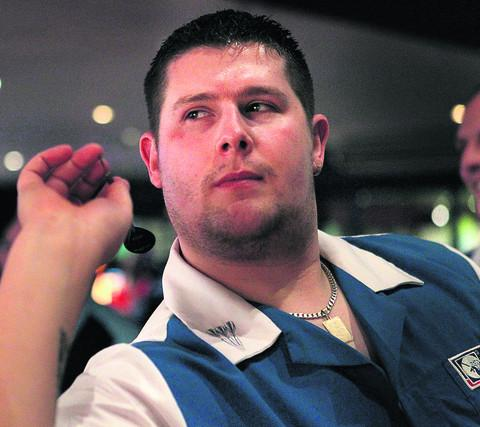 Jon Jukes is one of three Oxon players in PDC Qualifying School