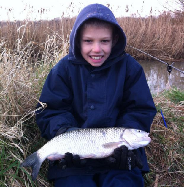 ANGLING: Jack's top catch