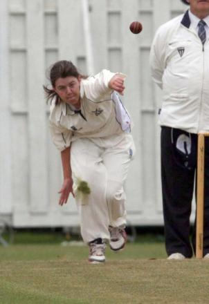 Linsey Smith is looking forward to playing for the MCC
