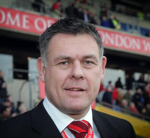 RUGBY UNION: London Welsh's move 'two years away'