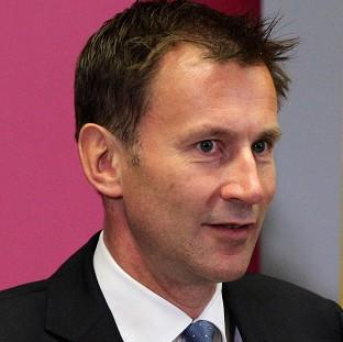 Bicester Advertiser: Health Secretary Jeremy Hunt will announce on February 1 whether he has approved plans to axe Lewisham Hospital's A&E department
