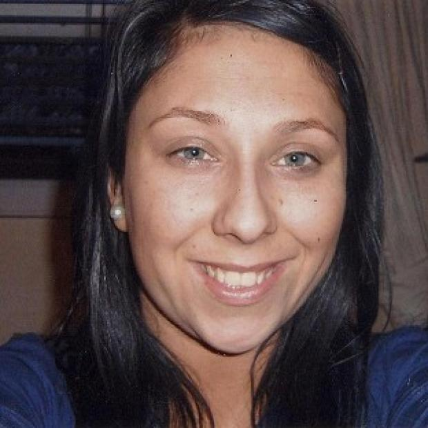 Gemma McCluskie's brother has been found guilty of murdering the former EastEnders actress