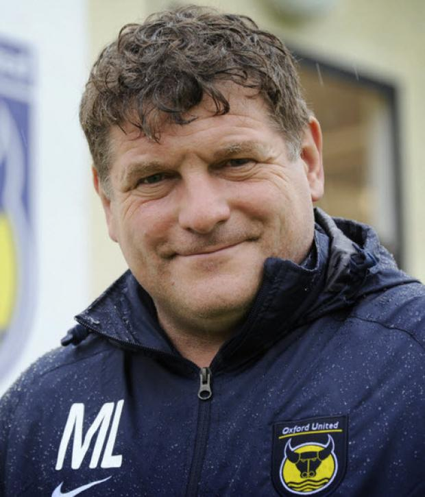 Bicester Advertiser: Oxford United's assistant manager Mickey Lewis