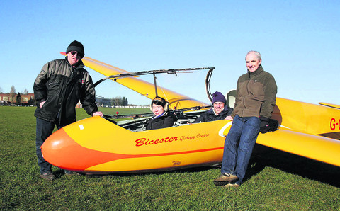 £50,000 Olympics grant will buy gliding launcher