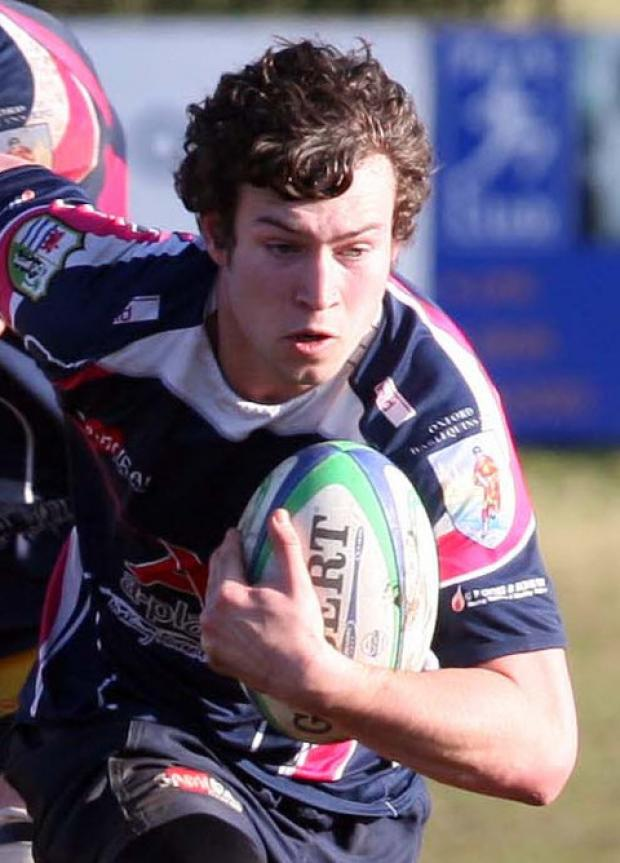 Jack Cosins returns for Oxford Harlequins