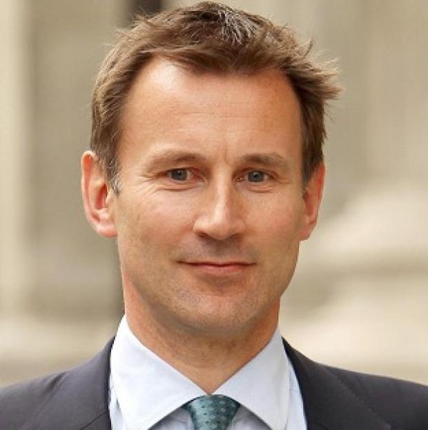 Jeremy Hunt is to announce a large rise in the assets threshold beneath which people receive means-tested support meeting care bills