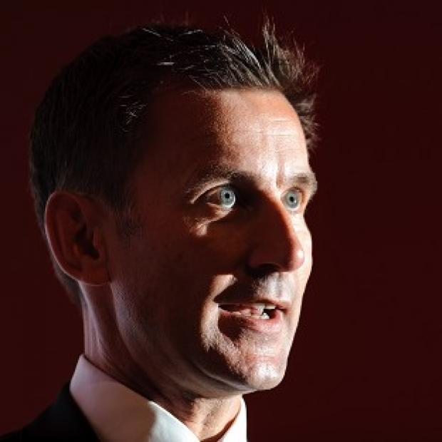 Jeremy Hunt has stepped up pressure on NHS bosses to end the use of legal gags on whistleblowers