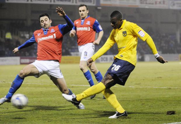 Oxford Uunited defender Liam Davis feels that Northampton will be under more pressure