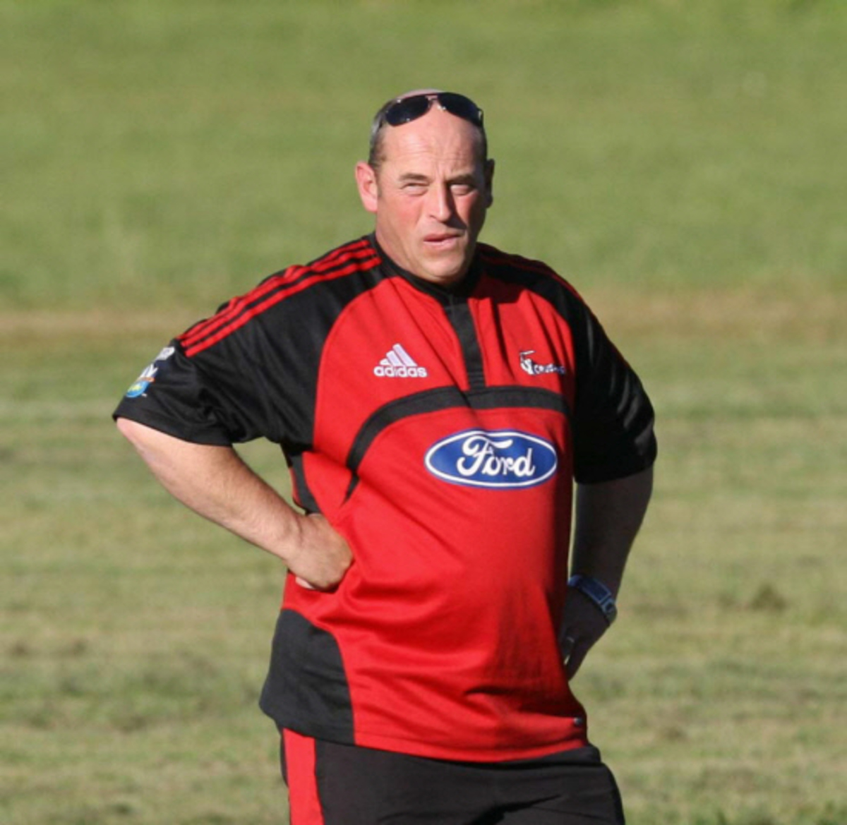 Chipping Norton director of rugby Andy Da