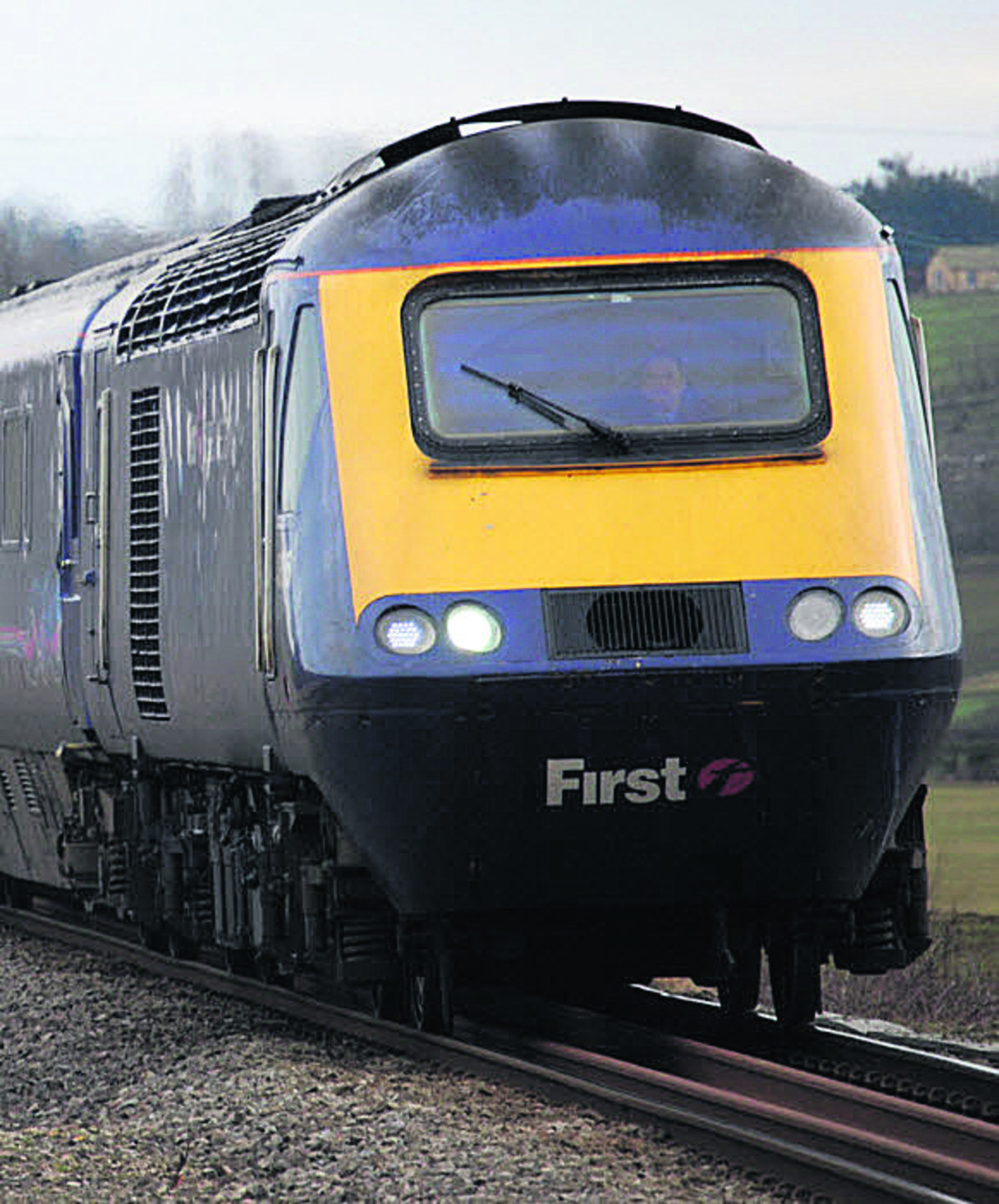 Customers were not satisfied with First Great Western, according to a poll