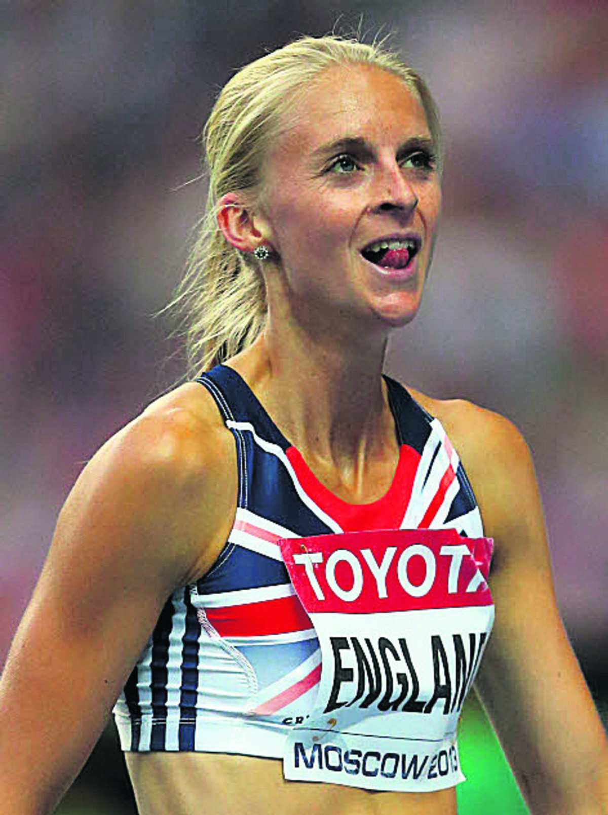 ATHLETICS: Oxfordshire trio to compete in Commonwealth Games