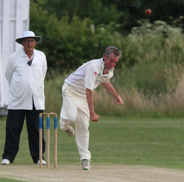 Richard Tredwell took 4-64 in Westbury's win against Great Horwood