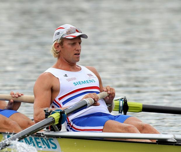 Bicester Advertiser: ROWING: Triggs Hodge delighted with convincing victory