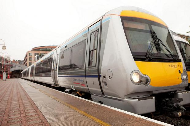 Chiltern Railways 'punctual'