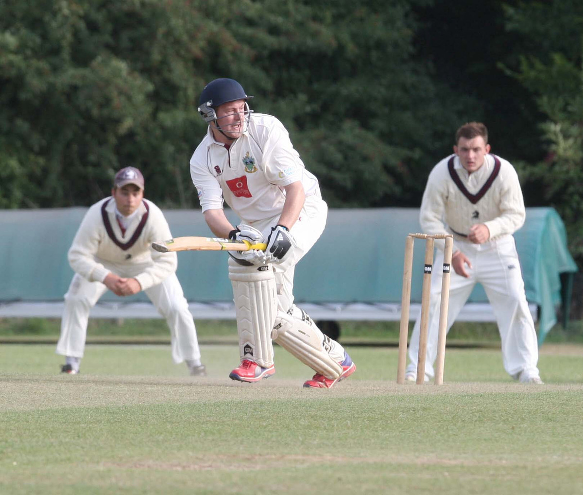 Ian Demain's unbeaten 34 saw Didcot to the Division 4 title with victory over Witney Mills