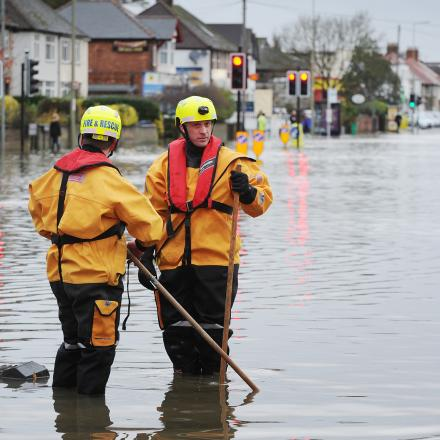 Flood alerts in place across Oxfordshire