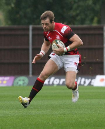 London Welsh full back Seb Jewell says the players have a lot to prove in today's clash at Jersey