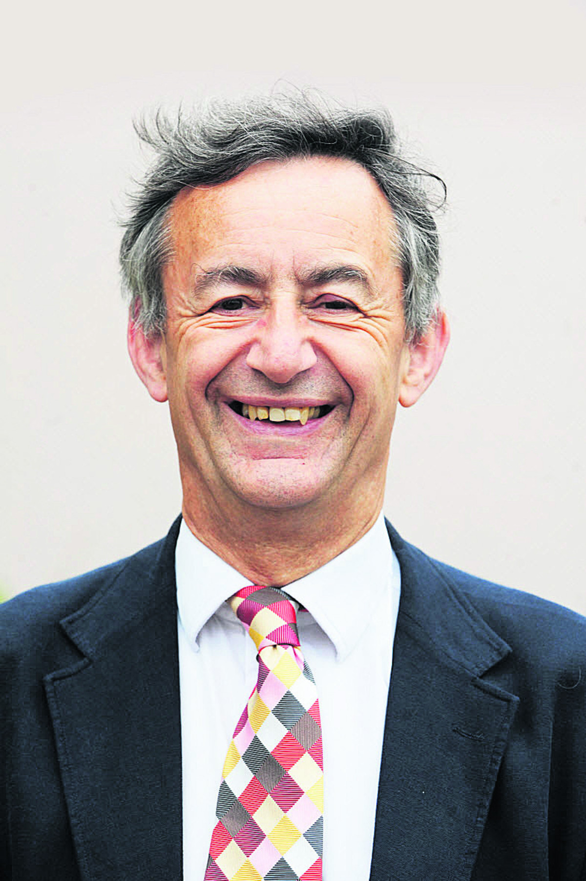 County councillor David Nimmo Smith