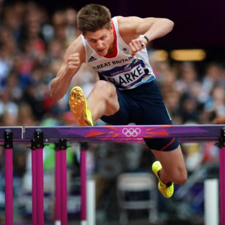 ATHLETICS: Lawrence Clarke into semi-finals of European Championships