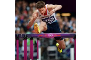 ATHLETICS: Brilliant Gould leads way at winter presentations