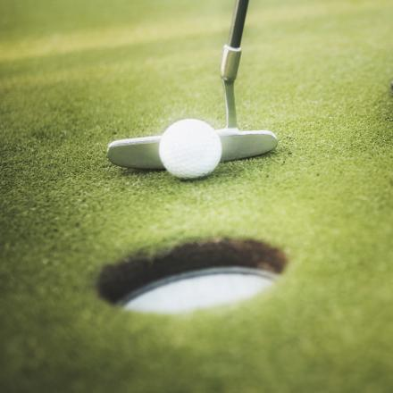 GOLF: Pair are beaten in final