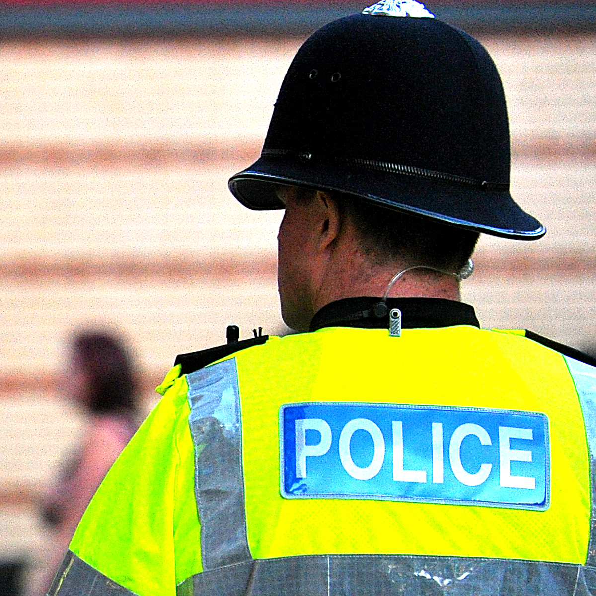 Police officer numbers are down by 2 per cent
