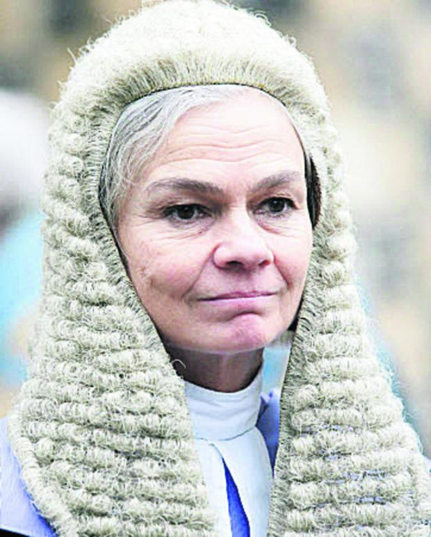 Bicester Advertiser: Judge Mary Jane Mowat