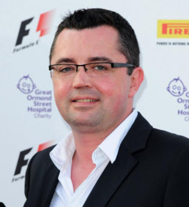 Bicester Advertiser: Eric Boullier is poised to be names as new team principal at McLaren after resigning from rivals Lotus