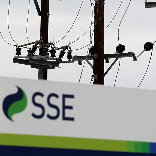 SSE has claimed that conditions in the UK energy market are 'difficult'