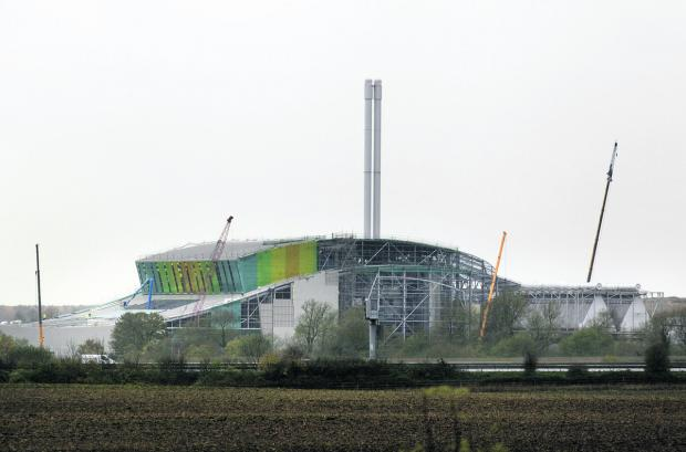 Bicester Advertiser: The Ardley incinerator