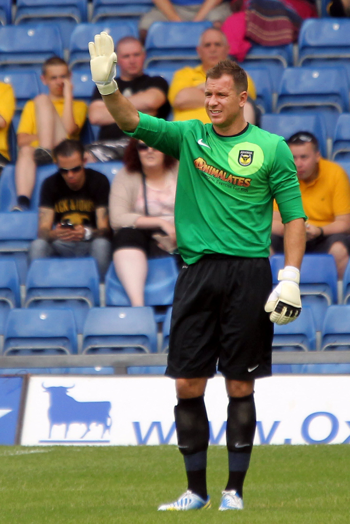 Ryan Clarke kept four clean sheets in January