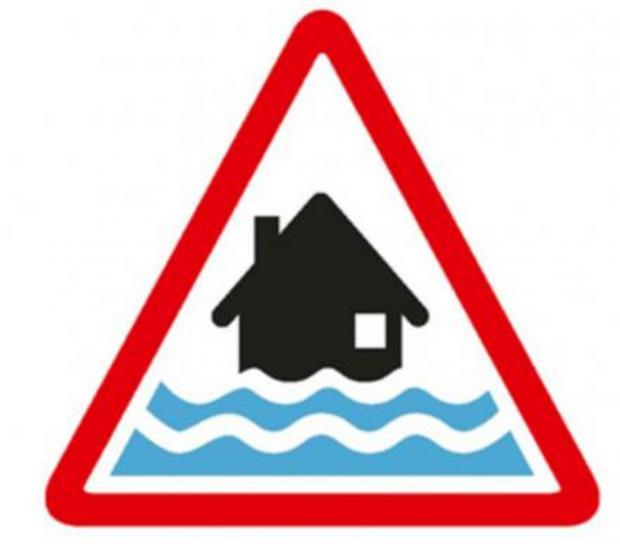 Flood risk remains low in the county