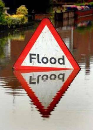 Areas of Oxford remain at risk of flooding