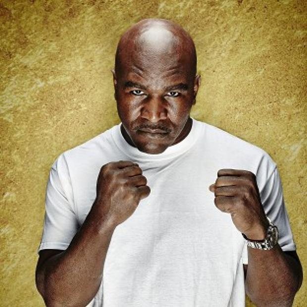 Bicester Advertiser: Former heavyweight boxing champion Evander Holyfield has been warned by Celebrity Big Brother after saying being gay 'ain't normal'. (C5)