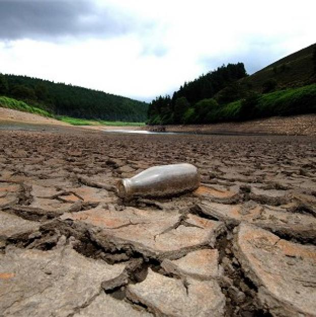 Bicester Advertiser: Scientists have warned that drought could become a serious problem in Europe by the end of the century