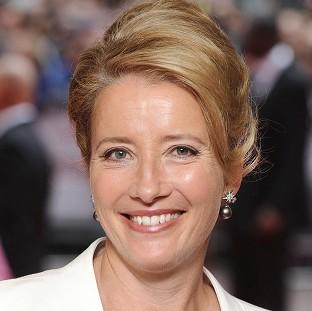 Bicester Advertiser: Emma Thompson is among the stars to have called on the Prime Minister to offer a safe haven to refugees fleeing the bloodshed in Syria.