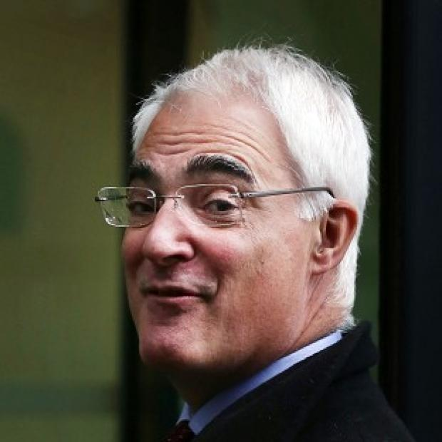 Bicester Advertiser: Alistair Darling, leader of the cross-party Better Together group, says staying in the UK will benefit young Scots