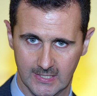 President Assad's regime has been blamed for massacres and torture during the Syrian uprising