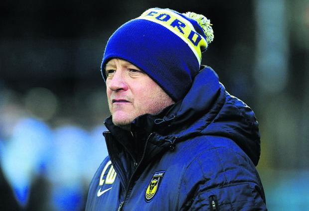 Bicester Advertiser: Wilder resigns as Oxford United manager