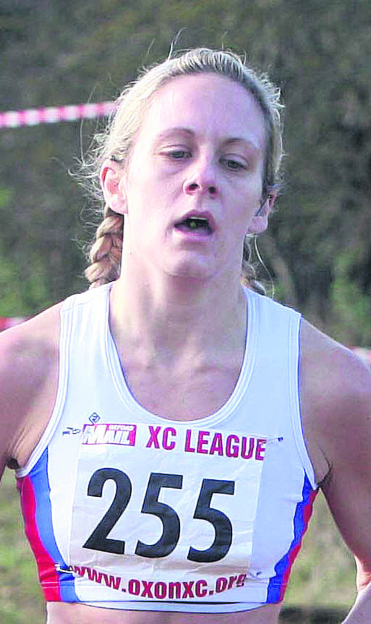 Michelle Pank led the way for Alchester