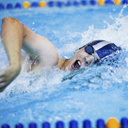SWIMMING: Cavill shines for Blue Fins