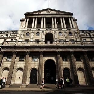 Bicester Advertiser: The Bank of England indicated it was in no hurry to raise interest rates