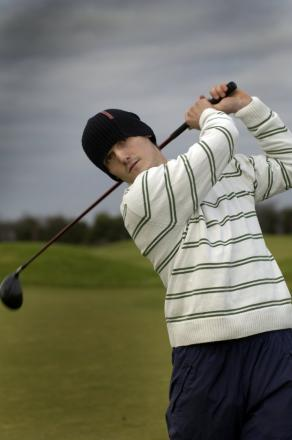 Jamie Cook hopes to make it as a professional