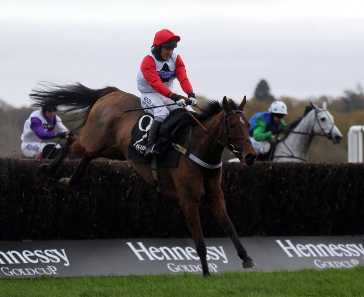 Carruthers, seen winning the Hennessy Gold Cup in 2011, could return to Newbury for his next outing on Saturday, March 1