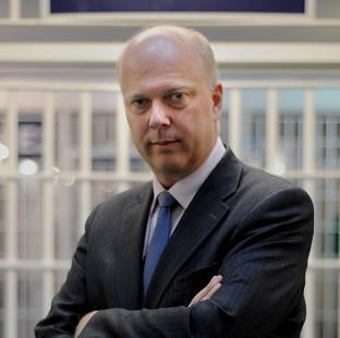 Chris Grayling sai