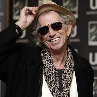 Rolling Stones star Keith Richards, 70, has become a grandfather again when daughter Angela Richards gave birth to Otto Reed