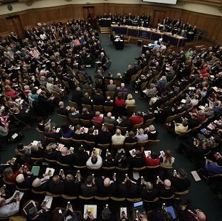 Bicester Advertiser: The Church of England's General Synod is to vote on a fast-track scheme for women bishops